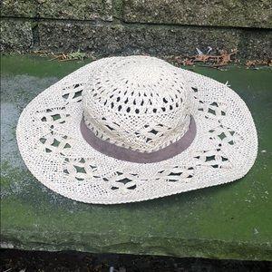 👒 New Anthropologie Summer Hat ☀️